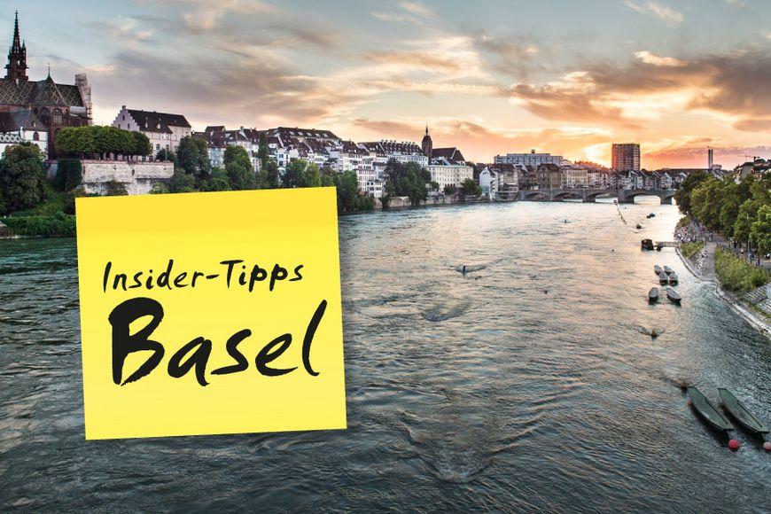 Insider Tipps in Basel.